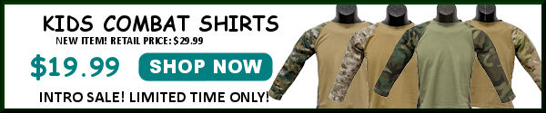 MilitaryClothing.com - The Supply Sergeant